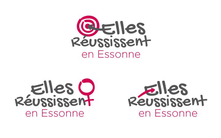 Propositions non retenues pour le logo